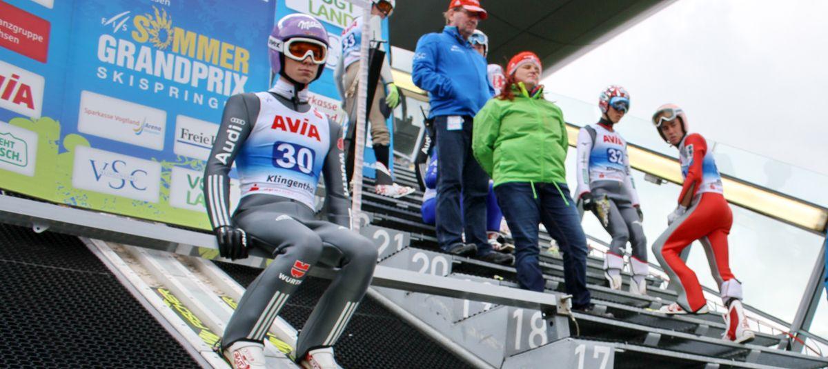 Skoki narciarskie -