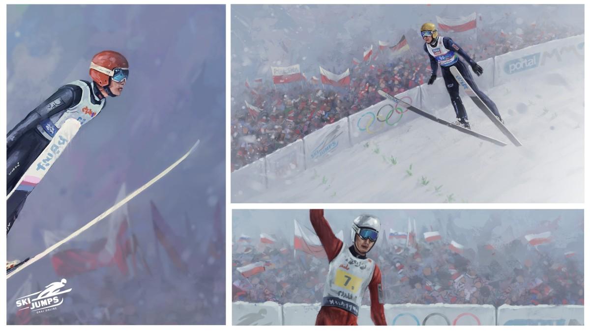 Skoki na żywo online ski jumps