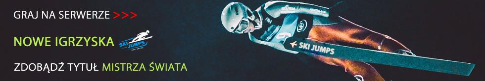 Ski Jumps - trenuj skoczka i zostań Mistrzem Świata