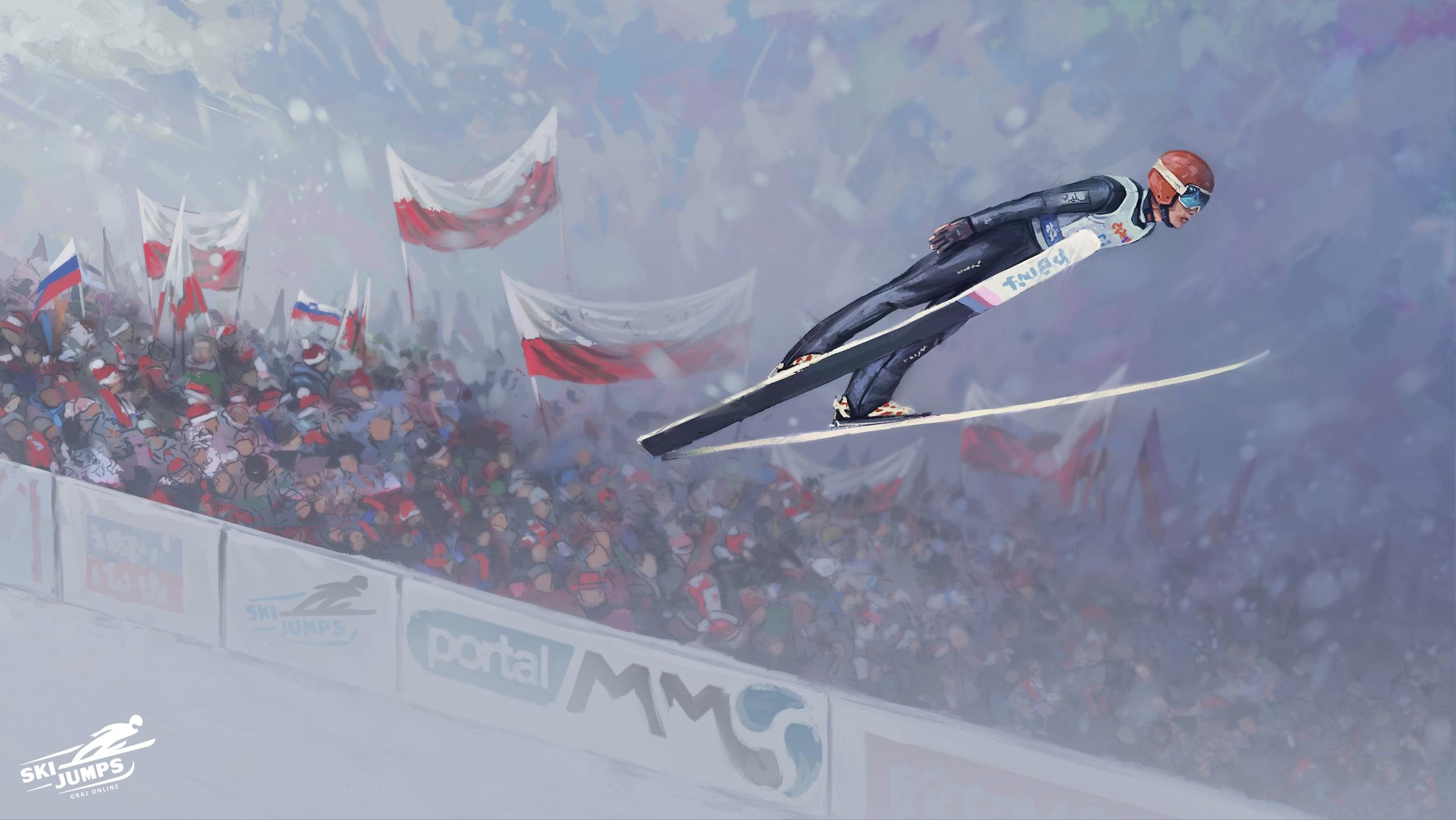 ski online ski jumps
