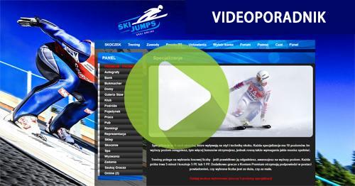 Ski Jumping Online skoki narciarskie trailer