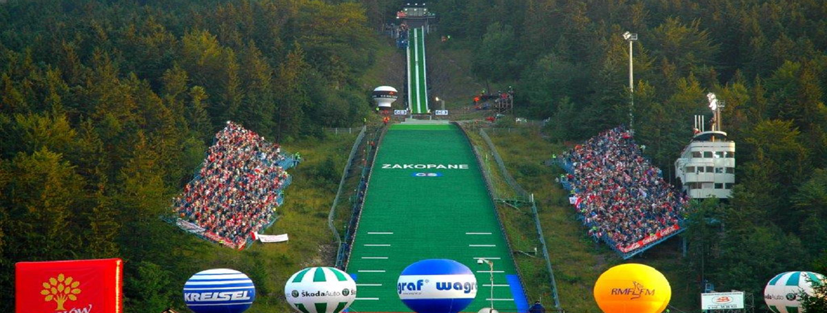 Letnie Grand Prix skoki narciarskie