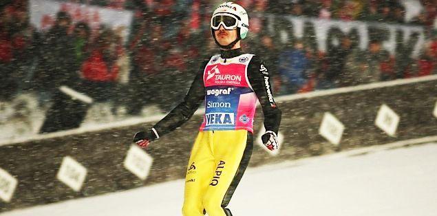 Simon Ammann skoczek norwegia