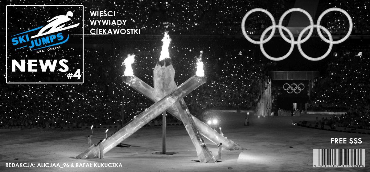 """Gazetka """"Ski Jumps News"""" #4 ✰ Puchar Świata w skokach narciarskich"""