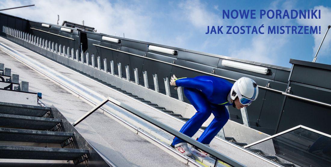 Nowe poradniki, czyli jak zostać Mistrzem! >> Ski Jumping