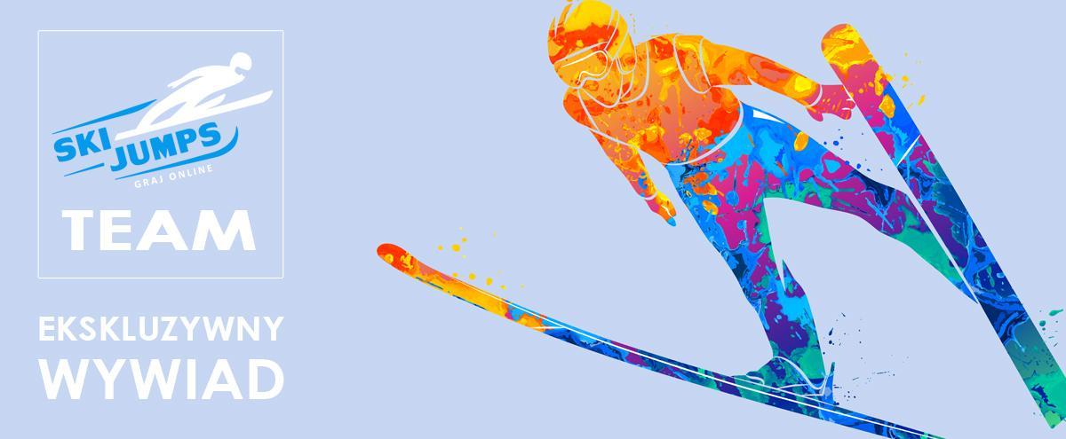 Skoki narciarskie ski jumping wywiad twórcy gry